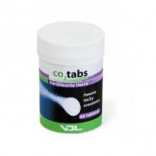 CO2 Tabs 60x Tabletas / Pastillas de CO2  para el Cultivo