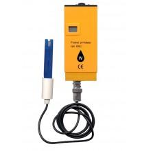 PHmetro PH con SONDA Wassertech
