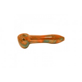 Pipa de cristal peanut 8cm -Pearl- Colores surtidos