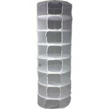 Malla secadora 60x160cm redonda 8 baldas Electrogrow