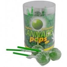 Piruleta Cannabis (Bote 10uds)