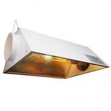 Kit LEC 315w electrogrow bombilla electrogrow 3100k y reflector gloria 150mm