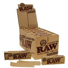 RAW Gummed tips Caja 50 tips