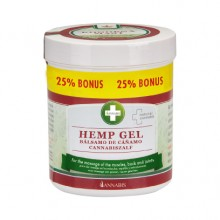 Hemp Gel (300ml y 1000ml) Annabis