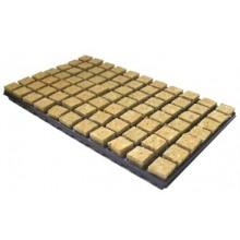 Bandeja lana de roca 150 alv. 25x25x40 (6 Bandejas)