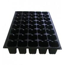Bandeja semillero Desechable 40 alvéolos (25u)