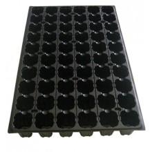 Bandeja semillero Desechable 60 alvéolos (25u)