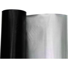 Plástico Reflectante Diamond + negro 100 metros