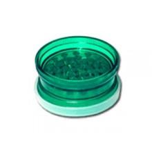 Grinder de plástico con tapa