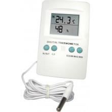 Termohigrómetro max-min con sonda Digital CORNWALL