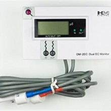 MONITOR DUAL DM2-EC TDS EN LINEA HM DIGITAL