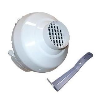 Extractor Tubular VK 315 Plástico (1325 m3/h) VENTS