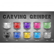 Gride carving 4 partes 55mm
