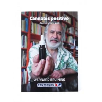 """Libro """"cannabis es positivo, aceite medicinal"""""""
