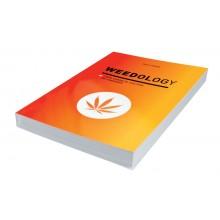 """Libro """"weedology,todo sobre el cultivo de cannabis"""""""