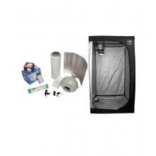 Kit armario light 1'2 x 1'2 x 2m