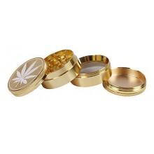 Grinder metal dorado 40mm