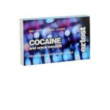 EZ Test Cocaine / Crack Cocaine Pack 10uds