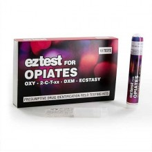EZ Test Opiates Pack 10uds