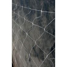Malla cuadros blanca 2x10mtrs Electrogrow