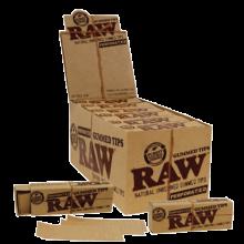RAW Gummed tips Caja 50 tips