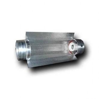 Kit abierto hortilight 600w + cool tube 125mm
