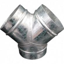 Union Y tubo extraccion Electrogrow