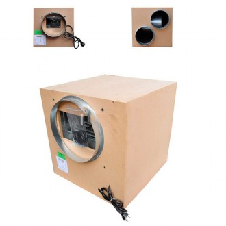 Caja Isobox 7000m3/h