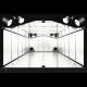 Armario Secret Jardin Dark Room 480x240x200cm