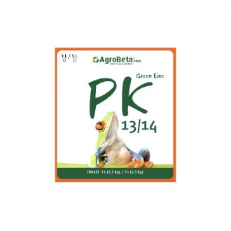 PK 13/14 (500ml,1l,5l y 10l) Green line Agrobeta