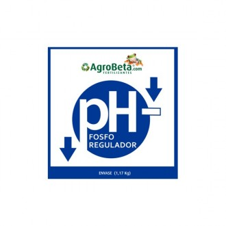 PH - Fosfo regulador (500ml,1l,5l y 10l) Agrobeta
