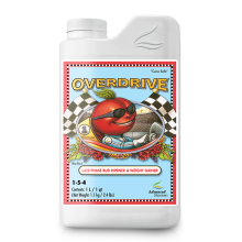 Overdrive (250ml,500ml,1l,4l y 10l)  Advanced Nutrients