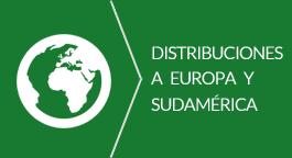 Distribuciones a europa y sudamérica